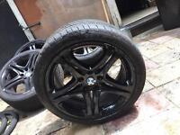 BMW 650 ALLOYS