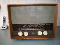 FREE valve radio