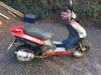 Boatian bt 50cc scooter