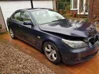 BMW 5 SERIES 520D SE Auto Diesel, Huge Spec, Spares / Repairs, Can be driven away today