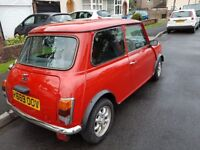 Classic 1991 mini mayfair
