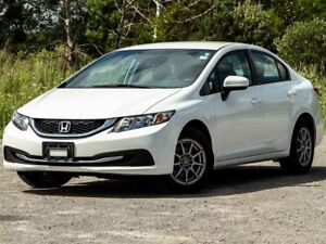 2014 Honda Civic Sedan LX CVT - ACCIDENT FREE | ENKEI RIMS