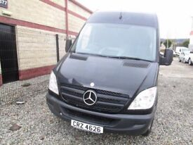 2011 SPRINTER LONG HIGH NO VAT PRICE TO SELL £3250 SEE PICTURES BEFORE CALLING