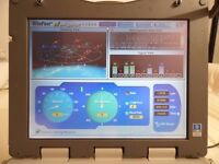 GPS enabled HP/Itronix Gobook Touchscreen laptop ideal for chartplotter Yacht navigation