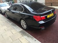 Bmw 750 Li semi automatic left hand drive (transmission sensor faulty)
