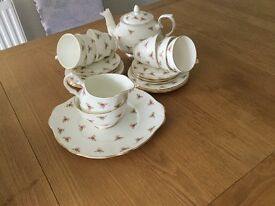 Duchess bone china tea service