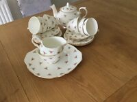Duchess bone china tea service