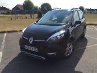2013 Renault Scenic Xmod FSH TAX 20£