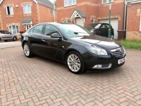 2012 VAUXHALL INSIGNIA ELITE NAV 2.0 DIESEL, HEATED LEATHER, SAT NAV, CRUISE, FULL HISTORY, AUX, USB