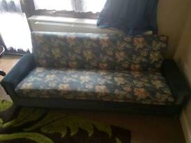 3 seat Settee sofa Bed