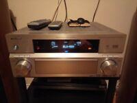 Pioneer VSX-AX4ASi Audio/Video Multi Channel Receiver
