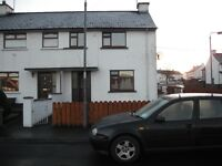 In Cullybackey £450 a month including rates 3 bedroom