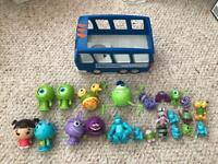 Immaculate Monsters university playset