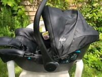 First Car seat/ carrier