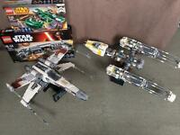 Lego Star Wars and MOC UCS sets
