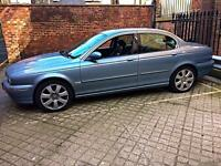 2004 JAGUAR X TYPE 2.0 TURBO DIESEL 130BHP TOP SPEC FAULTLESS / px welcome no swaps
