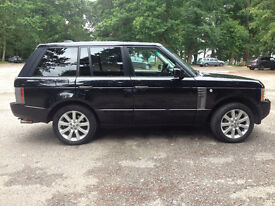 Range Rover Supercharged 2007
