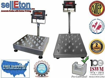 Op-915-bt Ntep Legal For Trade Transfer Top Bench Scale