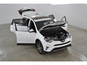 2016 Toyota RAV4 XLE 4WD Toit Ouvrant*Mags*Camera Recul*