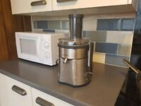 Kenwood industrial juicer. .has many other uses ideal for vegetables and fruit