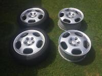 Mercedes E class Clk alloy wheels
