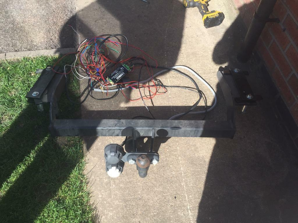 Vauxhall Vectra Tow Bar In Gainsborough Lincolnshire Gumtree Wiring