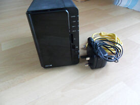 SYNOLOGY DS213+ 3TB NAS FOR SALE
