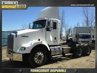 2005 Kenworth T800 IMPECCABLE