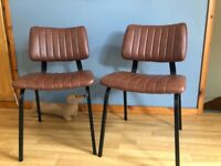 Brand new Next dining chairs x 2