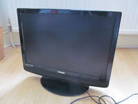 """22"""" Technika flat screen tv for sale with DVD player"""