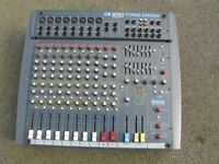 Soundcraft Spirit Power Station Powered Mixer