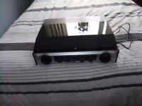 Stereo Record/Radio Player