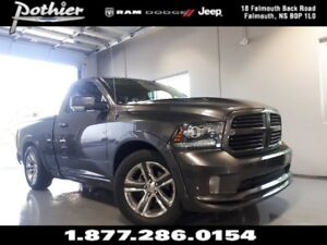 2014 Ram 1500 Sport | REAR CAMERA | 8.4 TOUCHSCREEN |