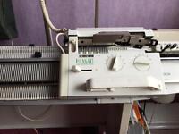 Passap e6000 knitting machine with motor