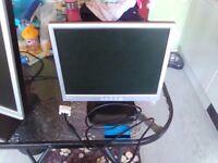 "AMW F159 15"" LCD Monitor."
