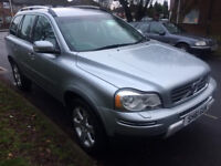 2011/61 VOLVO XC90 2.4 D5 SE LUX GEARTRONIC 4X4 AWD 7 SEATER ESTATE