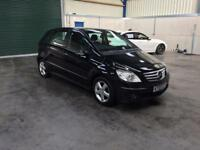 2007 Mercedes-Benz b170 se automatic leather low miles full mot guaranteed cheapest in country