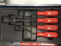 Mac tool scraper and pick set