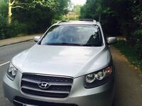 7 seats ' Car hire' 7 seats Luxury car Hyundai Santa Fe' 4WD is available for you to hire
