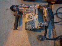 JCB SDS Rotary Hammer Drill 230-240V 900W