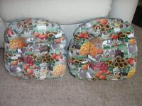 Dining room/Kitchen stool cushions