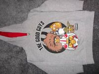 Angry birds jumper age 6-7years