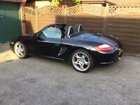 """Porsche boxster 3.2s black 19"""" carera wheels"""