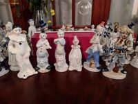 Beautiful decorative dolls