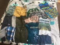 Bundle of boys clothes 5-6/ 6-7