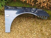 FRONT OFFSIDE WING FOR SAAB 9.3 FUSION BLUE