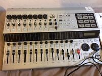 For sale - Zoom HD16 track digital recording studio