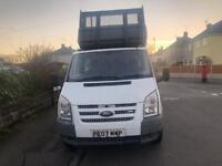 94a7bbac6bd9ba Ford transit tipper t350 2.4 diesel rwd no vat