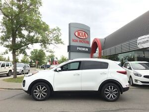2017 Kia Sportage EX Tech w/Dark Brown