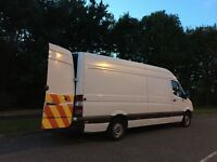Man and Van Service. Van and Driver Hire. House Move. Transport. Delivery. Collection. Removal
